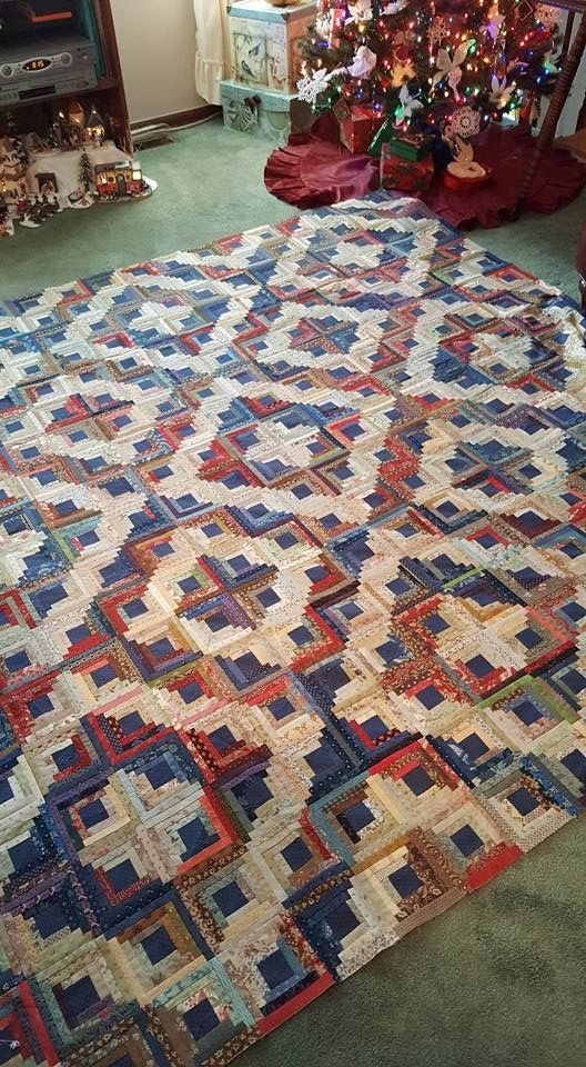 beautiful log cabin log cabin quilt pattern log cabin Log Cabin Quilts Pictures
