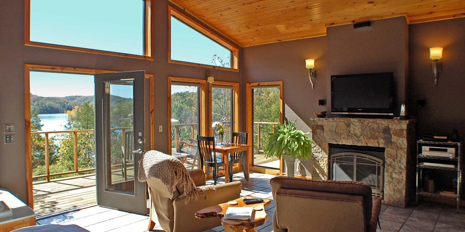 beaver lakefront cabins romantic vacation cabins in eureka Best Cabins In Arkansas