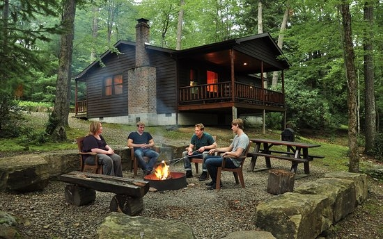 black bear cabins updated 2019 campground reviews Black Bear Cabins