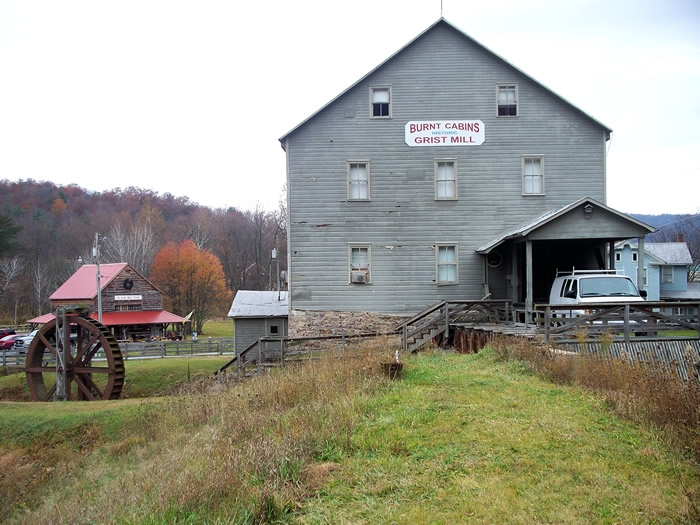 Cozy Burnt Cabins Grist Mill Ideas