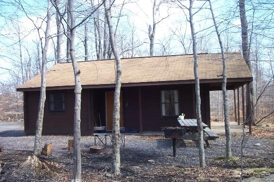 cabin j at ricketts glen state park picture of ricketts Ricketts Glen Cabins