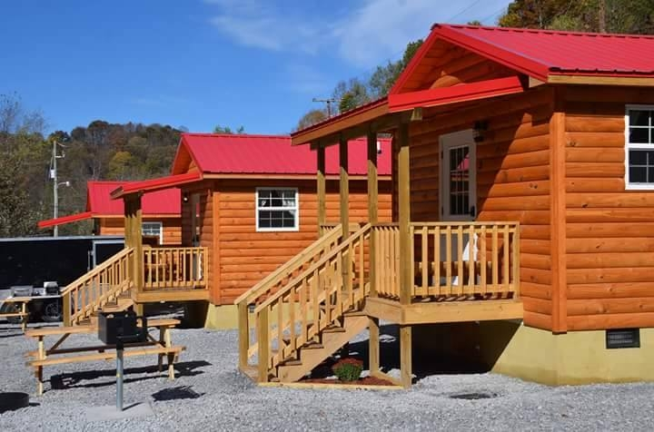 cabin rentals lodging hatfield mccoy trails real mccoy Hatfield Mccoy Trails Cabins