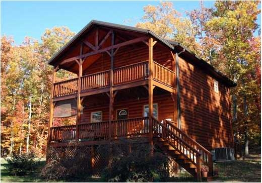 cabin rentals Log Cabins For Rent In Tennessee