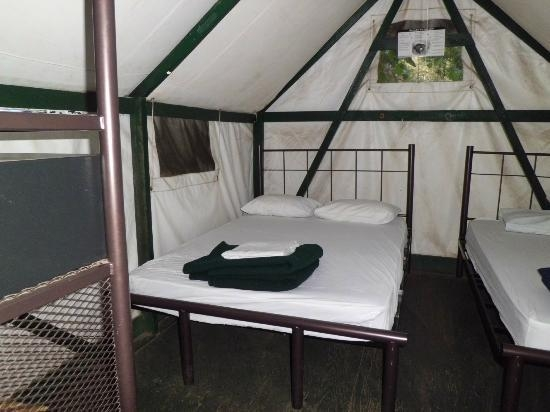 cabin tent picture of curry village yosemite national Yosemite Curry Village Cabin