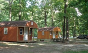 camping cabins lake lou yaeger the city of litchfield Camp Cabin And Home