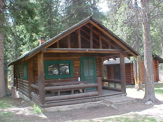 custer gallatin national forest mill creek cabin Forest Service Cabins Mt