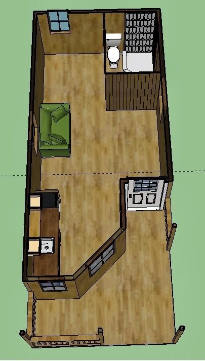 Permalink to Minimalist Deluxe Lofted Barn Cabin Floor Plans