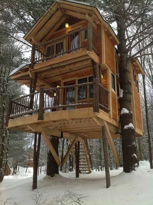 dream camp cabin cool tree houses tree house designs Camp Cabin And Home
