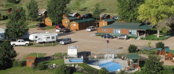 eagle canyon hideaway campground near lake mcconaughy Lake Mcconaughy Cabins