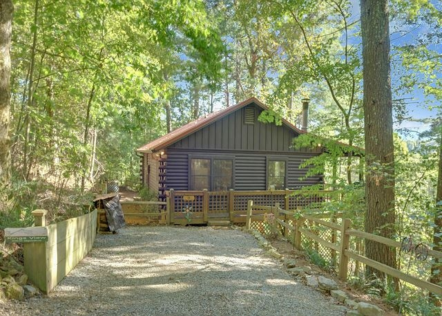 ellijay ga united states kings view sliding rock cabins Sliding Rock Cabins