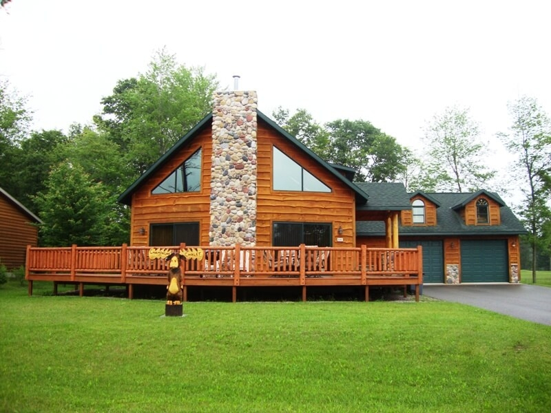 enjoy your stay at the best wisconsin dells honeymoon cabins Wisconsin Dells Cabin