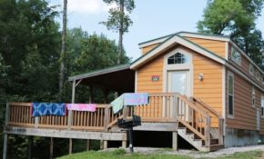 five camping tips Lake Rudolph Cabins