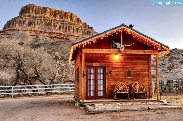 glamping cabins grand canyon arizona in 2019 grand Cabins In Grand Canyon