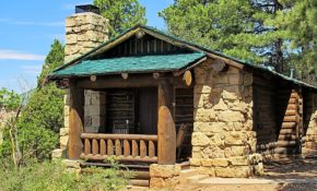 grand canyon lodge cabin north rim one of the rustic cab Cabins In Grand Canyon