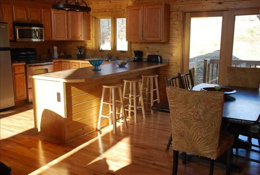 hanging rock getaway on 42 acres centrally located to it all with mountain view danbury Hanging Rock State Park Cabins