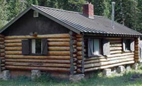 helena lewis and clark national forest crystal lake cabin Forest Service Cabins Mt