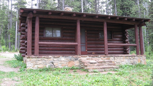 helena lewis and clark national forest kings hill cabin Forest Service Cabins Mt