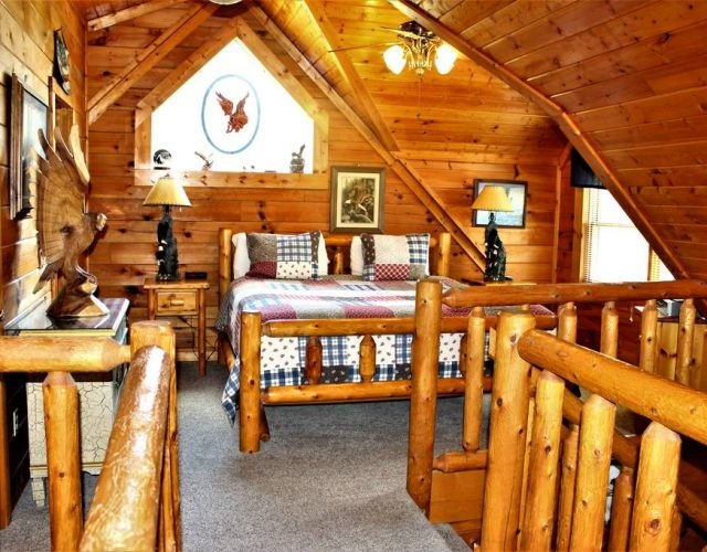 honeymoon cabin in pigeon forge mountain air cabin rentals Pigion Forge Cabins