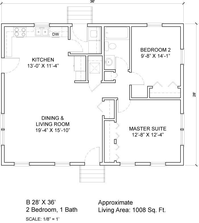 image result for 24 x 36 cabin plans with loft in 2020 2 Bedroom Cabin Plans With Loft