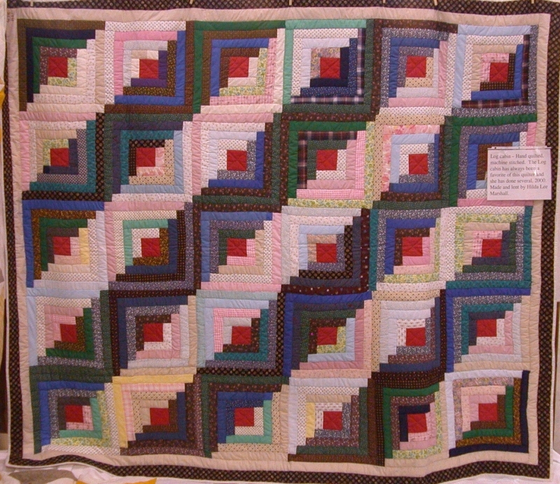 log cabin quilt Log Cabin Quilts Pictures