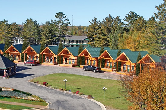 mackinaw city hotels cabins of mackinaw Cabins Of Mackinaw