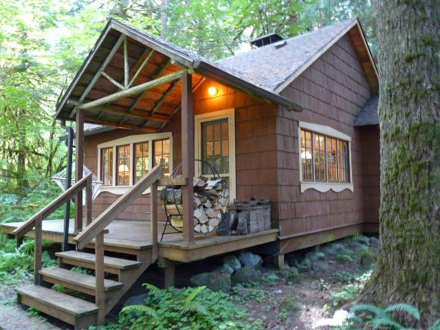mt hood national forest cabin on leased land in Forest Service Cabins Mt