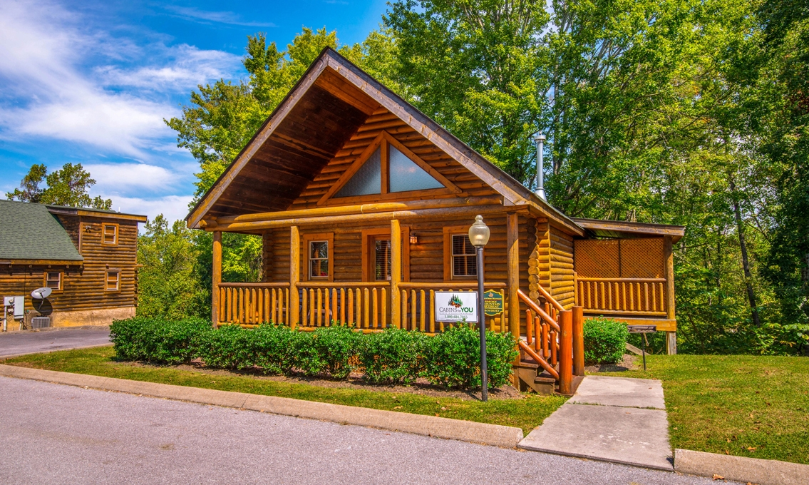 pigeon forge cabin smoky mountain retreat Cabins For You In Gatlinburg Tn