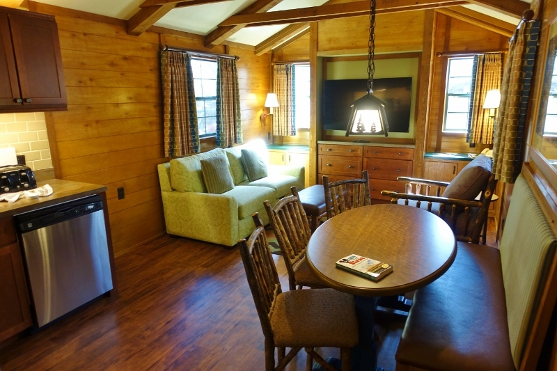 review the cabins at disneys fort wilderness resort Ft Wilderness Cabins