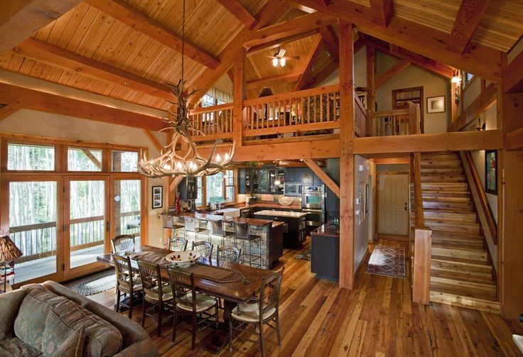 rustic house plans with loft in 2019 small cottage house Cabins With Lofts