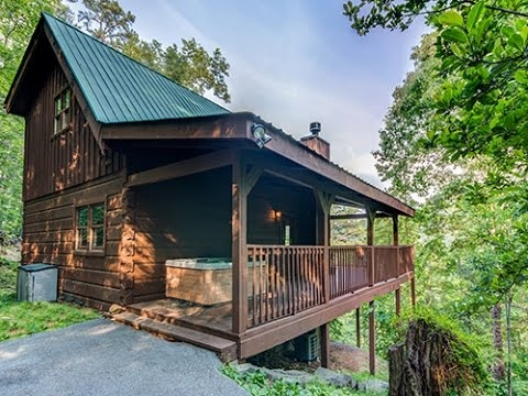 secluded honeymoon cabin rental scenic solitude Secluded Honeymoon Cabins