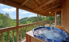 serenity ridge video walk through Log Cabins For Rent In Tennessee