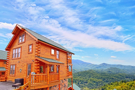 sevierville tn cabins cabin rentals from 80night Log Cabins For Rent In Tennessee