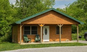 shawnee national forest log cabins with hot tubs near garden Shawnee National Forest Cabins