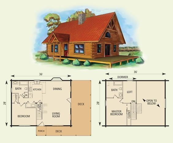 small log cabin floor plans one of faves morgan log home Log Cabin Home Plans With Loft