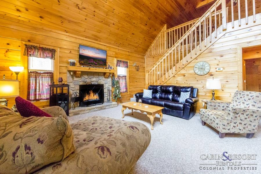 southern comfort Sevierville Cabins