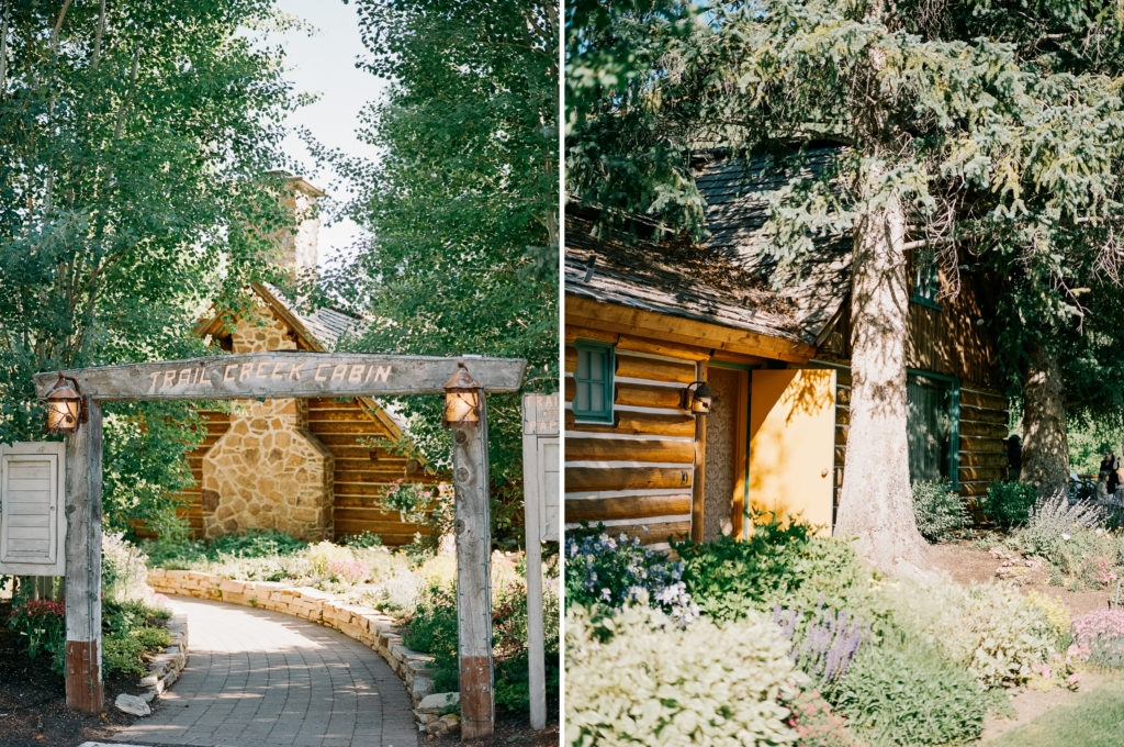 sun valley wedding trail creek cabin kendra elise photography Trail Creek Cabin Sun Valley