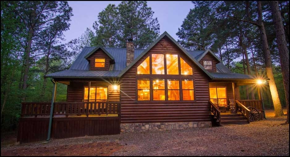 texas two step cabin rentals beavers bend lodging Cabins In Beavers Bend