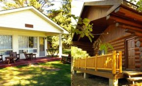 the differences between cottages and cabins Cabins And Cottages