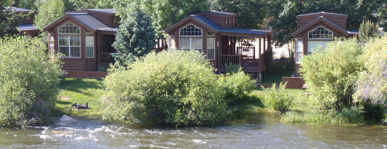three rivers resort colorado cabins and rafting gunnison Three Rivers Cabins