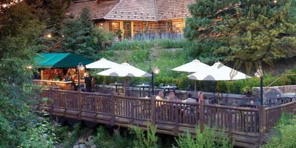 trail creek cabin at sun valley resort weddings get prices Trail Creek Cabin Sun Valley