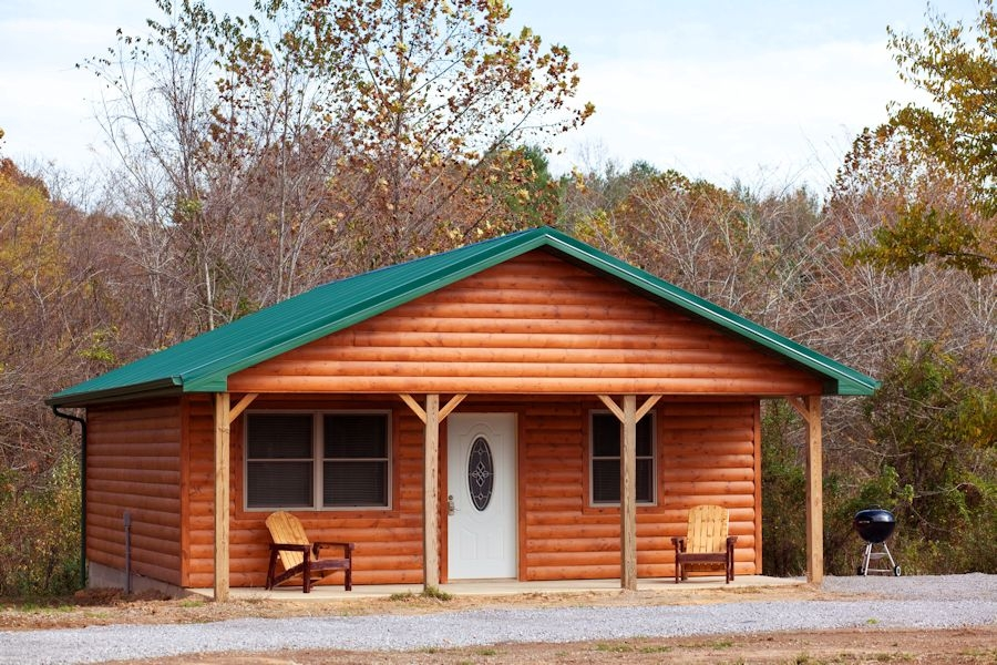 two bedroom log cabins in the shawnee national forest Shawnee National Forest Cabins