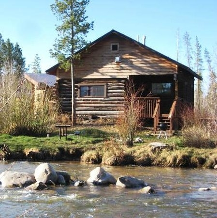 waterfront cabins on the north fork of the colorado river Colorado Cabins