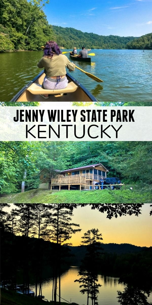 what to do with kids at jenny wiley state resort park kid Jenny Wiley State Park Cabins