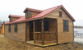 wildcat barns rent to own sheds barns log cabins carports Rent To Own Mobile Cabins