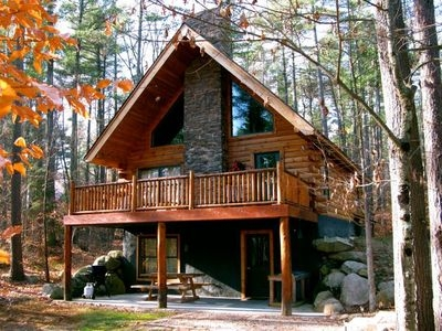 Permalink to Simple Adirondack Cabins Gallery