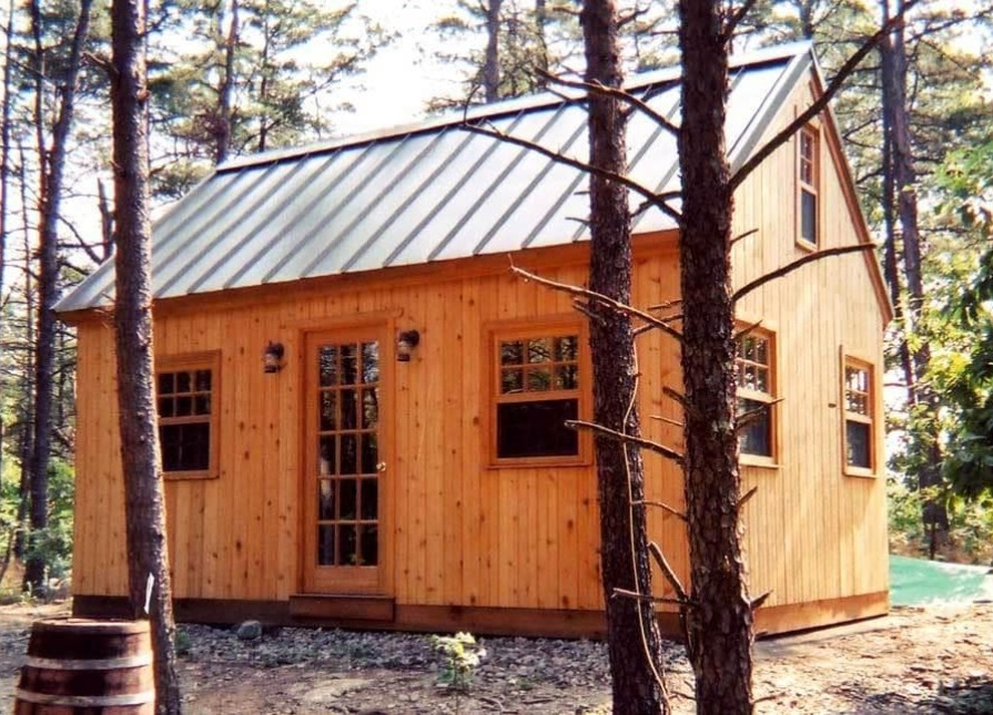 12 x 20 breckenridge cabin in manns choice pennsylvania 2979 12 By 20 Cabin