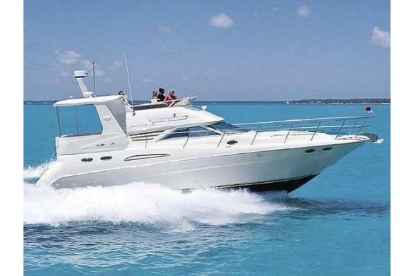 1997 42 sea ray 420 aft cabin yacht for sale in san diego california Sea Ray 420 Aft Cabin