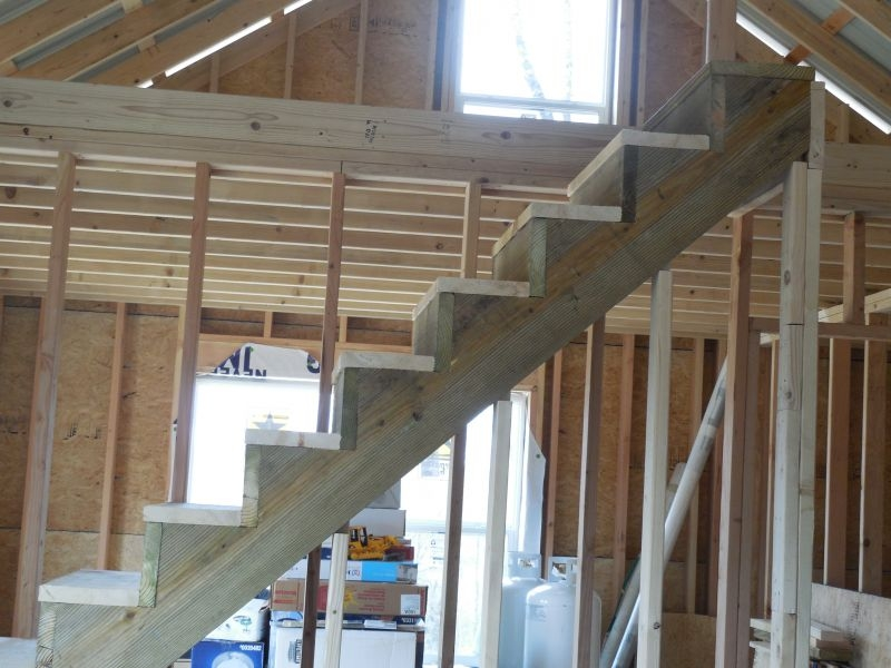 20 x 32 in southern mo small cabin forum 2 20 X 32 Cabin With Loft