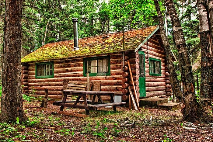 6 quick easy tips how to buy off grid land off grid world Buy Cabin In The Woods