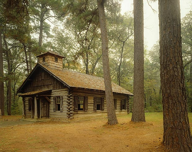 8 state parks in east texas where you can unplug and enjoy Daingerfield State Park Cabins